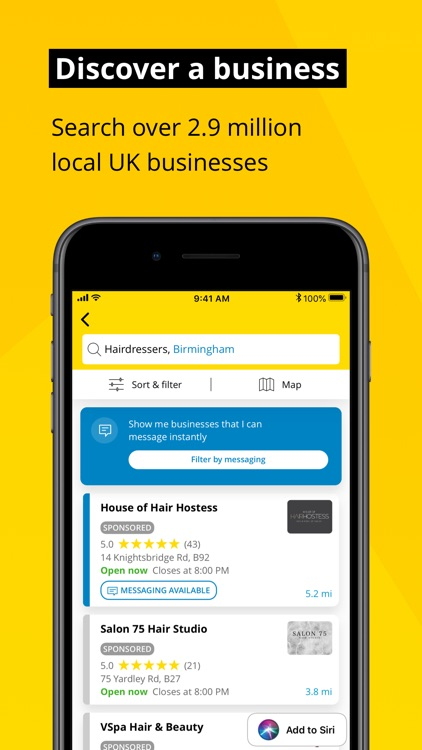 Yell – Find Local Businesses