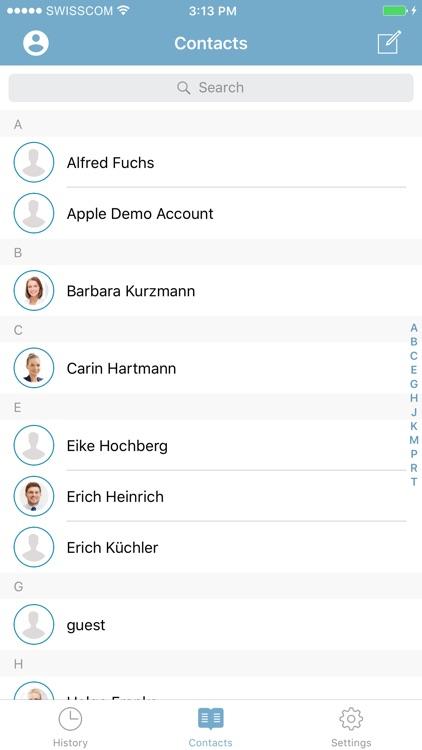 Swiss Securium® screenshot-3