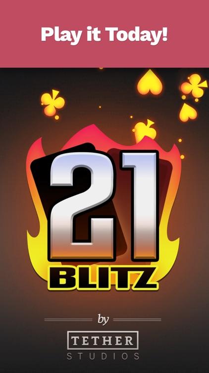 21 Blitz - Solitaire Card Game screenshot-4
