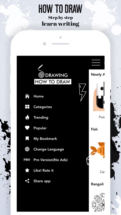 How to Draw - Learn Drawing screenshot-5