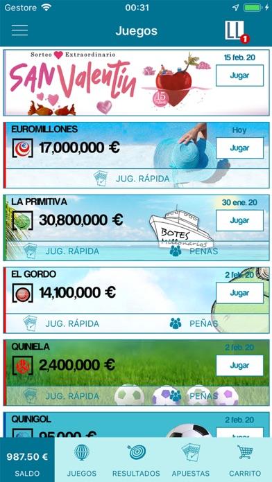 Los LoterosCaptura de pantalla de1
