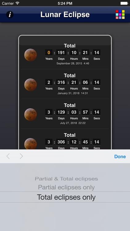 Lunar Eclipse screenshot-3