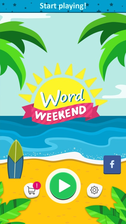 Word Weekend - Connect Letters screenshot-4