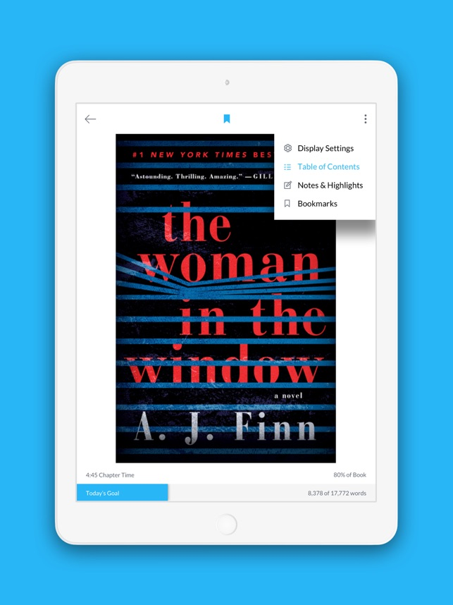 BookShout: eBook & Reading App on the App Store