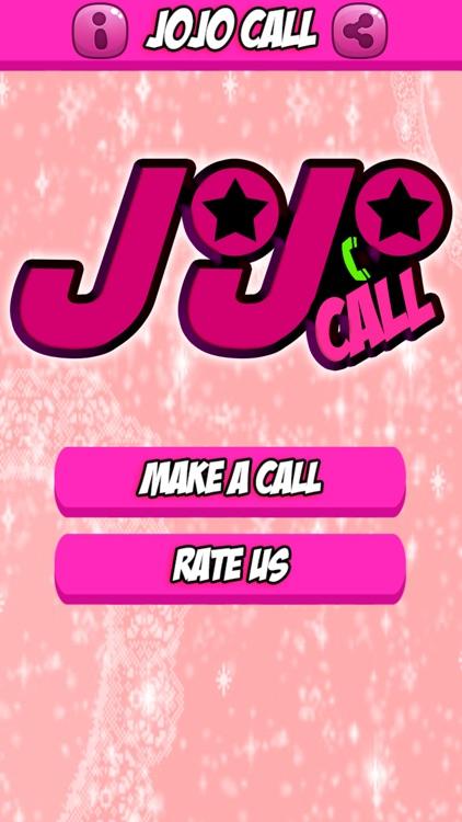 Calling jojo prank with siwa