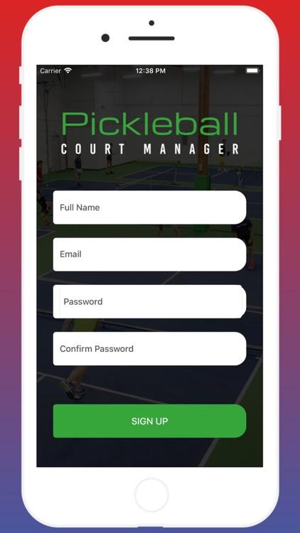 Pickleball Court Manager screenshot-4