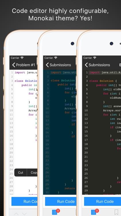 Leetcode Client screenshot-6