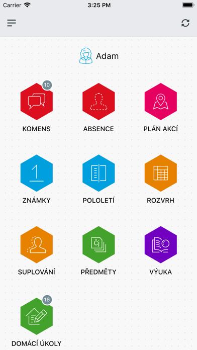 Screenshot for Bakaláři OnLine in United States App Store