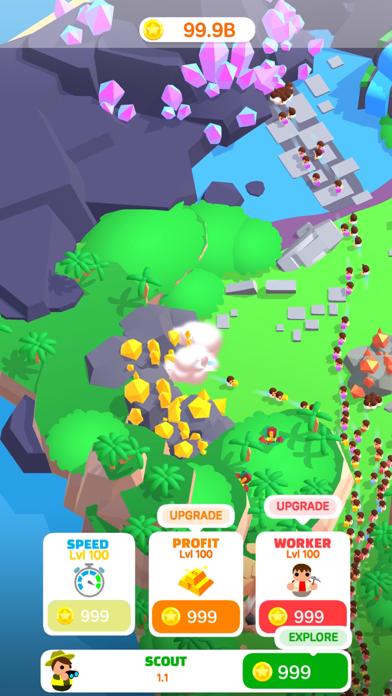 Idle Explorer screenshot 2