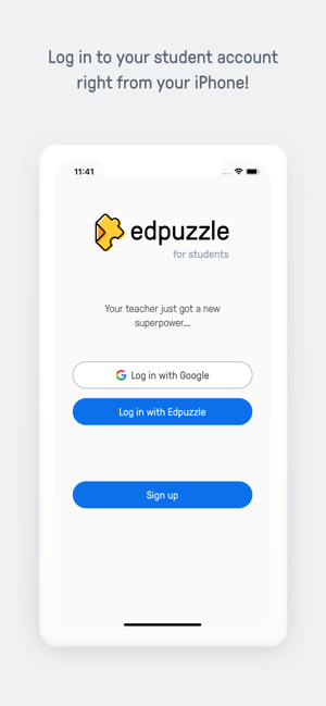 ‎Edpuzzle Screenshot