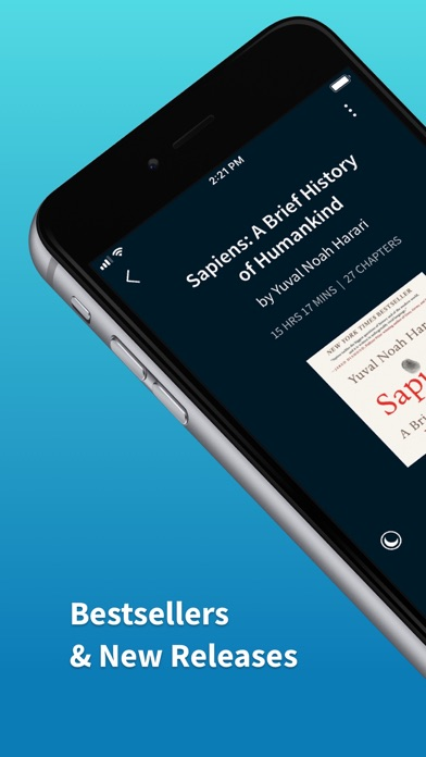 Scribd - audiobooks & ebooks Screenshot