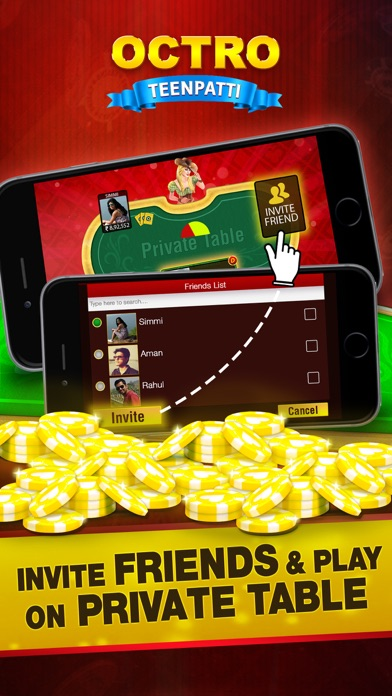 Teen Patti by Octro for windows pc