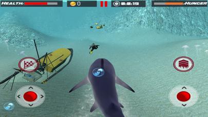 White Shark Sim : Great Attack-1