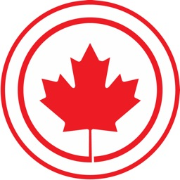 Canada day stickers 2019