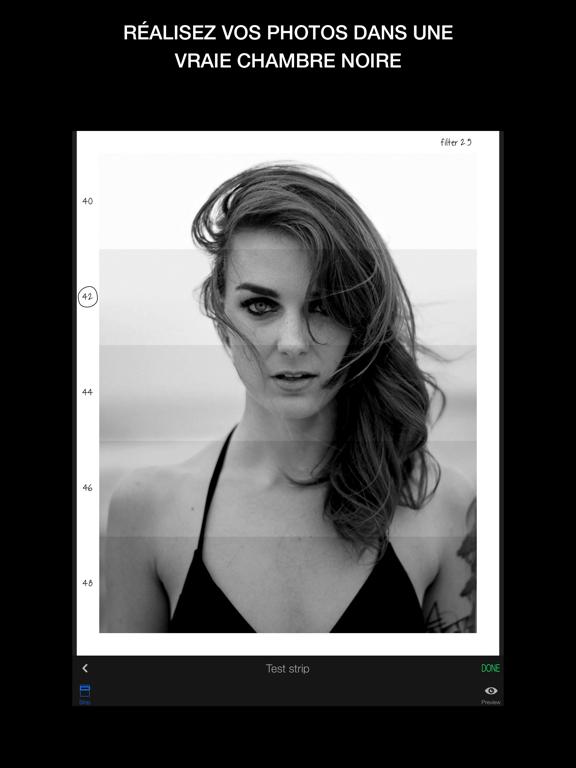 Screenshot #5 pour Darkr - appareil photo retro
