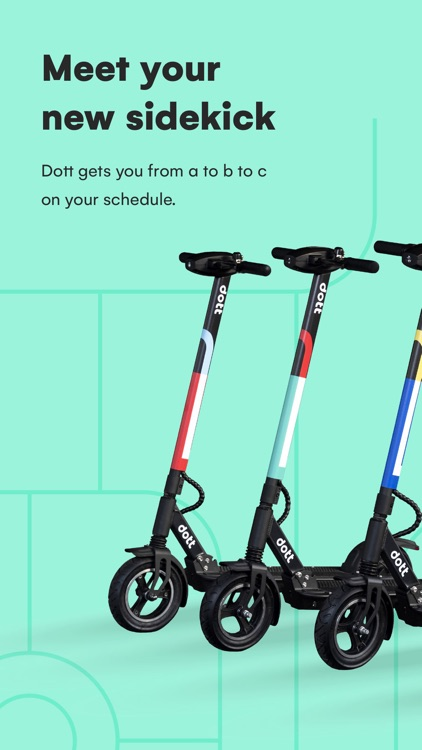 Dott - your ride, your way