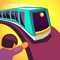 App Icon for Train Taxi App in Mexico IOS App Store
