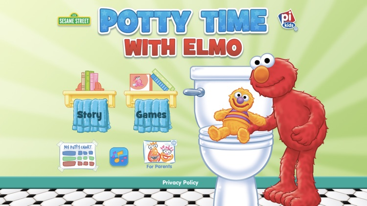 Potty Time with Elmo screenshot-0