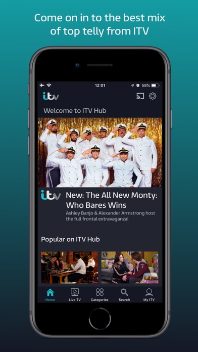 ITV Hub for pc