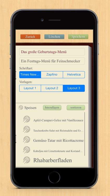 Recipes Book - Recipe Manager screenshot-4