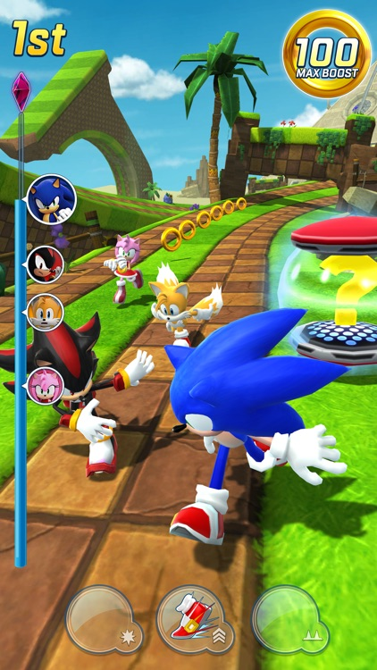 Sonic Forces screenshot-1