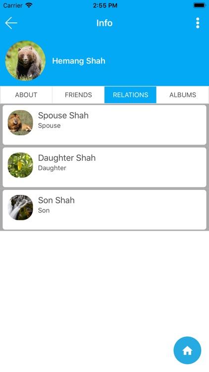 Family of Friends screenshot-5