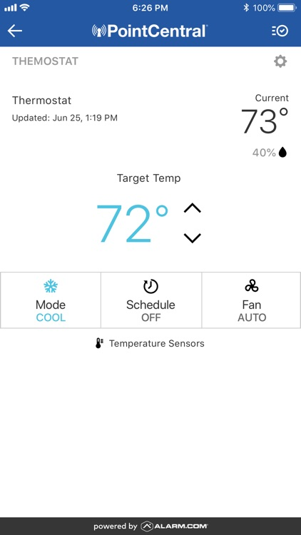 PointCentral Home Automation screenshot-6