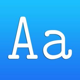 Fonts - Font & Emoji Keyboard