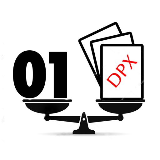 Calcolo spazio Scansione DPX