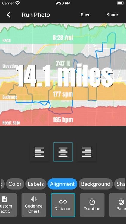 Run Photo - for Garmin, Strava screenshot-6