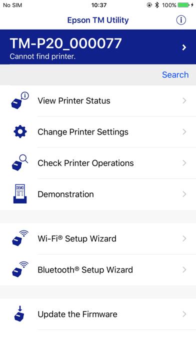 Epson TM Utility | App Price Drops