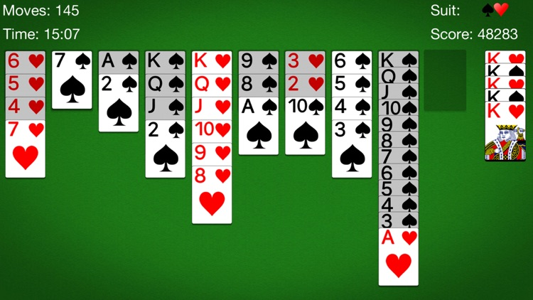 Spider Solitaire - Cards Game screenshot-7