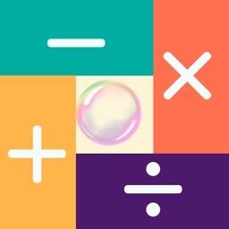 calculets: Math game puzzle
