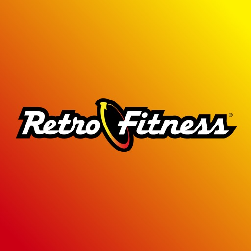 Retro Fitness free software for iPhone and iPad