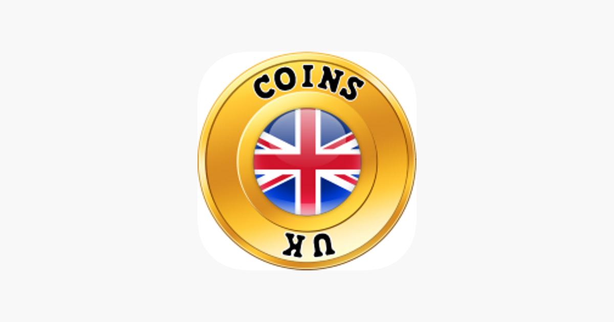 My british coin app