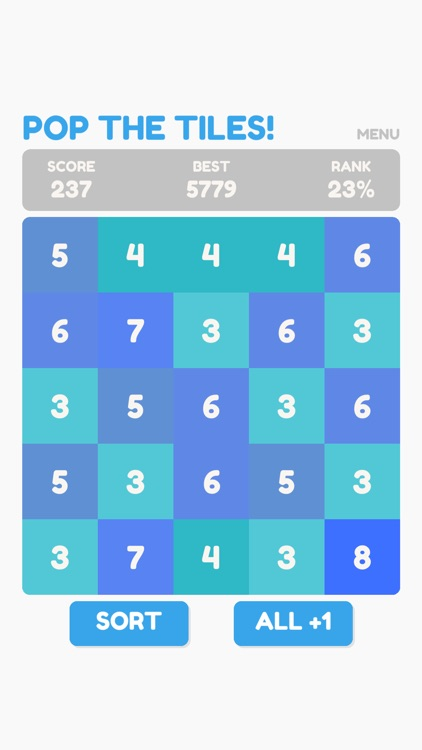 Pop the Tiles: Top Puzzle Game