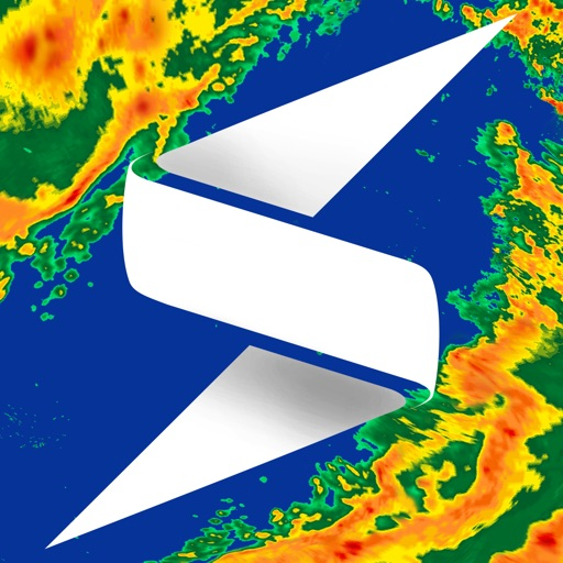 Storm - Weather radar & maps App for iPhone - Free Download