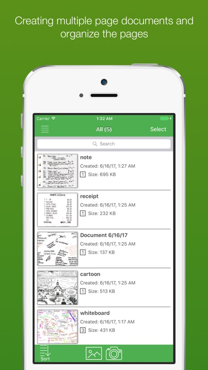 ClearScanner Pro: PDF Scanning screenshot-4