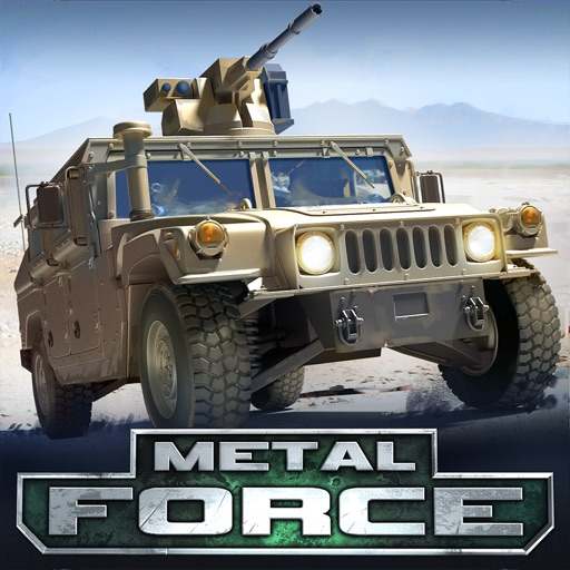 Metal Force: Death Race Tanks