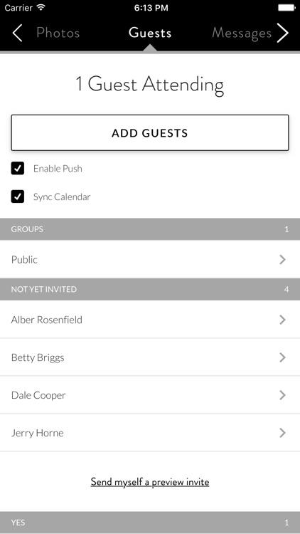 HooplaGuru - Your Event Guru screenshot-4