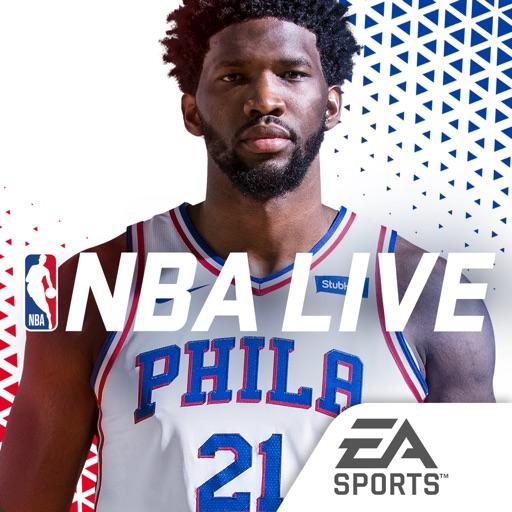 NBA LIVE Mobile Basketball iOS App