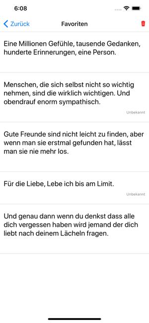 Sprüche Zitate Sprichwörter En App Store