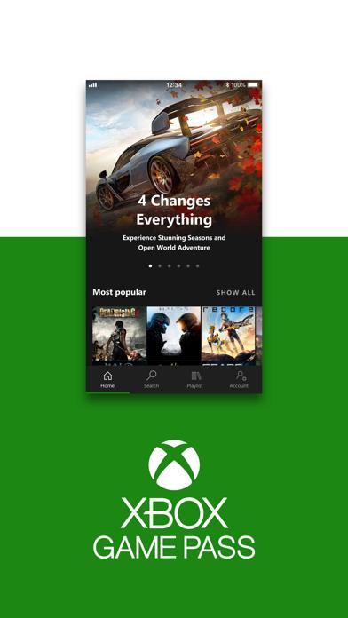 Xbox Game Pass screenshot 4