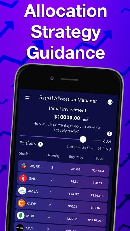 Stocks Alerter screenshot-4