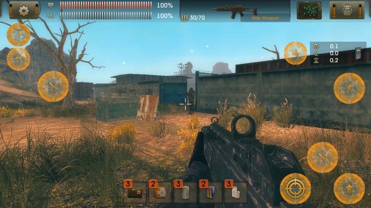 The Sun: Origin screenshot-4