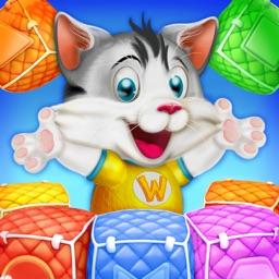 Wooly Blast: Kombinationsspiel