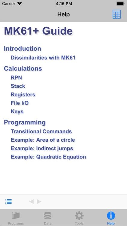 MK61+ screenshot-4
