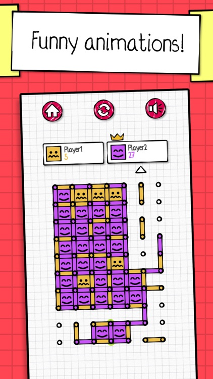 Dots and Boxes - Online