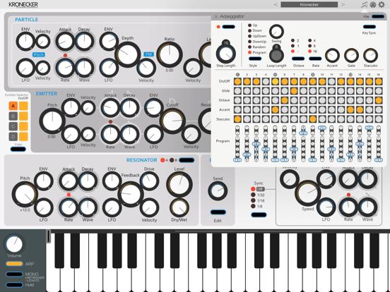 Kronecker - AUv3 Plugin Synthのおすすめ画像2