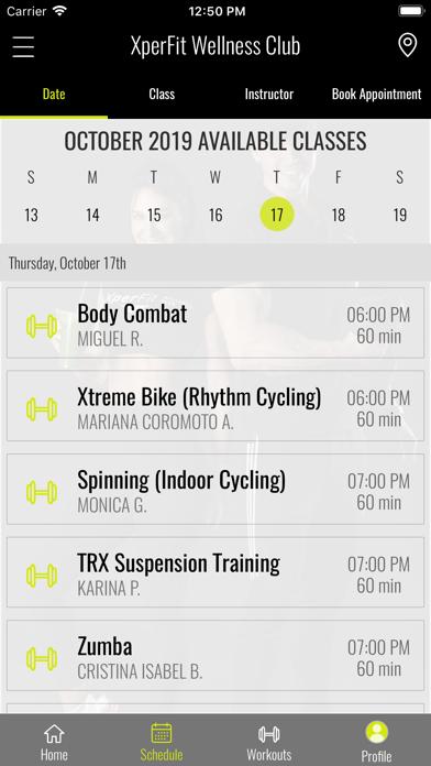 XperFit Wellness Club screenshot three